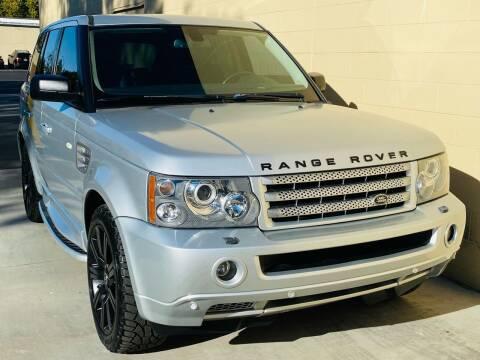 2008 Land Rover Range Rover Sport for sale at Auto Zoom 916 Rancho Cordova in Rancho Cordova CA