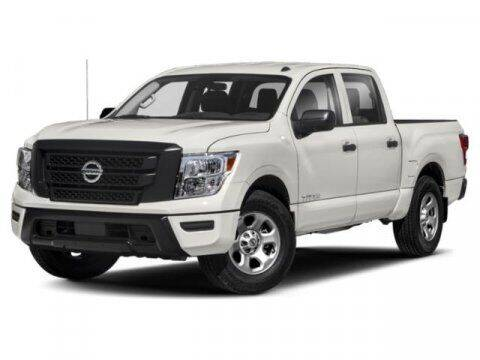 2021 Nissan Titan for sale at Stephen Wade Pre-Owned Supercenter in Saint George UT