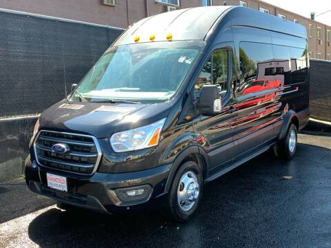 2020 Ford Transit Passenger for sale at McManus Motors in Wheat Ridge CO