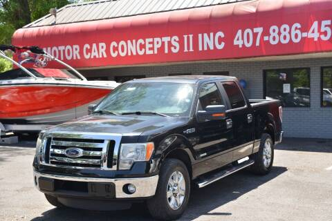 2011 Ford F-150 for sale at Motor Car Concepts II - Apopka Location in Apopka FL