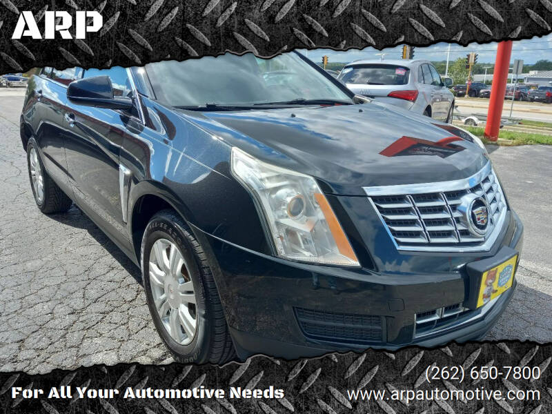 2014 Cadillac SRX for sale at ARP in Waukesha WI
