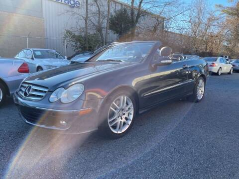 2009 Mercedes-Benz CLK for sale at Quality Autos in Marietta GA