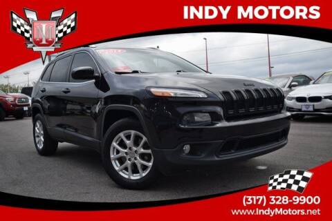 2014 Jeep Cherokee for sale at Indy Motors Inc in Indianapolis IN