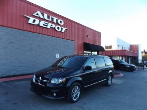 2014 Dodge Grand Caravan for sale at Auto Depot - Nashville in Nashville TN