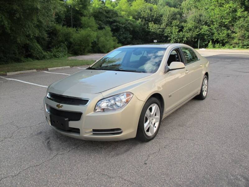 2011 Chevrolet Malibu for sale at Best Import Auto Sales Inc. in Raleigh NC