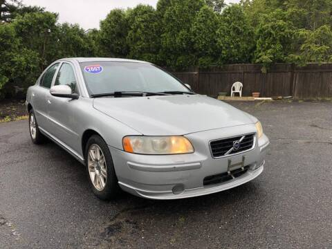 2007 Volvo S60 for sale at Elwan Motors in West Long Branch NJ