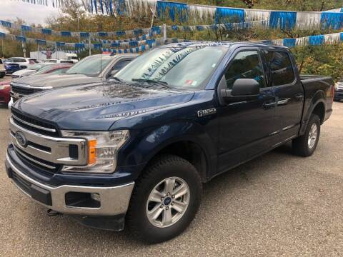 2020 Ford F-150 for sale at Matt Jones Preowned Auto in Wheeling WV