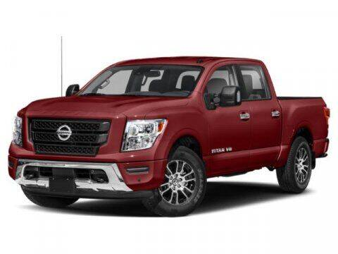 2021 Nissan Titan for sale in Albuquerque, NM