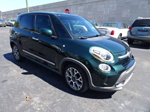 2014 FIAT 500L for sale at DONNY MILLS AUTO SALES in Largo FL