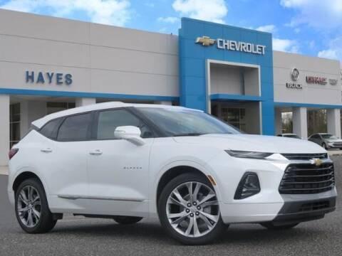 2020 Chevrolet Blazer for sale at HAYES CHEVROLET Buick GMC Cadillac Inc in Alto GA