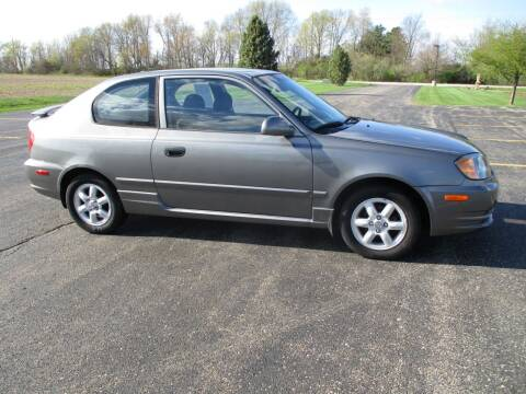 2005 Hyundai Accent for sale at Crossroads Used Cars Inc. in Tremont IL