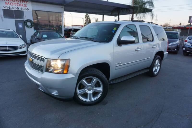 2013 Chevrolet Tahoe for sale at Industry Motors in Sacramento CA