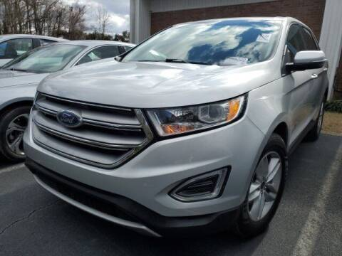 2017 Ford Edge for sale at Impex Auto Sales in Greensboro NC