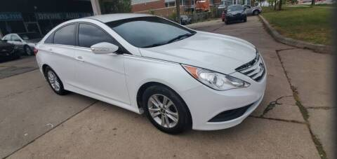 2014 Hyundai Sonata for sale at Divine Auto Sales LLC in Omaha NE