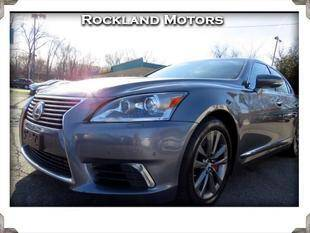 2014 Lexus LS 460 for sale at Rockland Automall - Rockland Motors in West Nyack NY