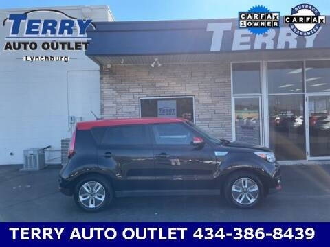 2017 Kia Soul EV for sale at Terry Auto Outlet in Lynchburg VA