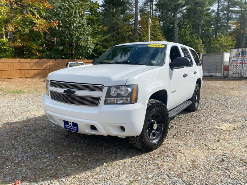 2009 Chevrolet Tahoe for sale at Hornes Auto Sales LLC in Epping NH