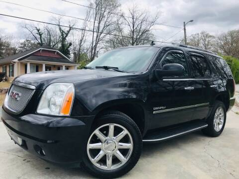 2013 GMC Yukon for sale at E-Z Auto Finance in Marietta GA