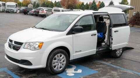 2019 Dodge Grand Caravan for sale at A&J Mobility in Valders WI