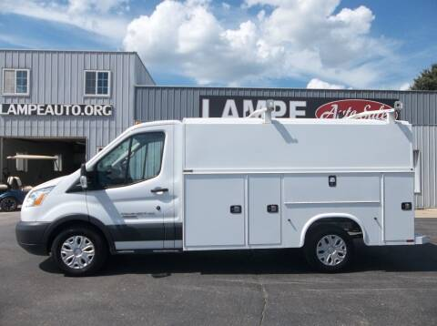 2018 Ford Transit Cutaway for sale at Lampe Auto Sales in Merrill IA