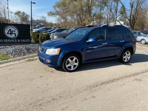 2008 Pontiac Torrent for sale at Station 45 Auto Sales Inc in Allendale MI