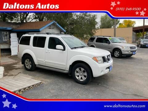 2005 Nissan Pathfinder for sale at Daltons Autos in Grand Junction CO