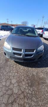 2004 Dodge Stratus for sale at Chicago Auto Exchange in South Chicago Heights IL