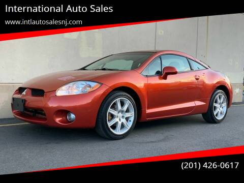 2007 Mitsubishi Eclipse for sale at International Auto Sales in Hasbrouck Heights NJ