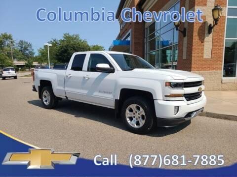 2019 Chevrolet Silverado 1500 LD for sale at COLUMBIA CHEVROLET in Cincinnati OH
