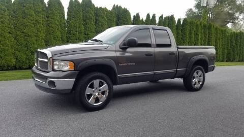 2002 Dodge Ram Pickup 1500 for sale at Kingdom Autohaus LLC in Landisville PA