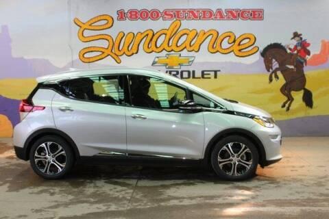 2020 Chevrolet Bolt EV for sale at Sundance Chevrolet in Grand Ledge MI