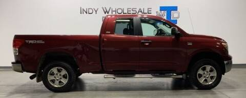 2008 Toyota Tundra for sale at Indy Wholesale Direct in Carmel IN