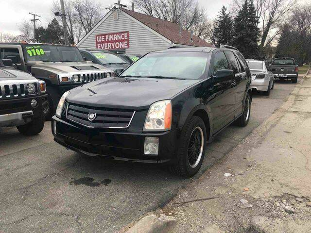 2007 Cadillac SRX for sale at Mastro Motors in Garden City MI