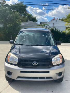 2005 Toyota RAV4 for sale at Suburban Auto Sales LLC in Madison Heights MI