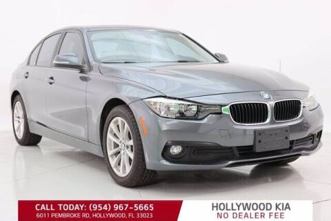 2016 BMW 3 Series for sale at JumboAutoGroup.com in Hollywood FL
