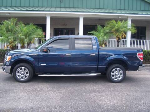 2013 Ford F-150 for sale at Thomas Auto Mart Inc in Dade City FL