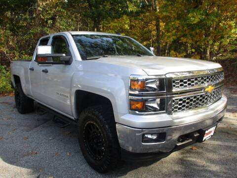2014 Chevrolet Silverado 1500 for sale at Prestige Motorcars in Warwick RI