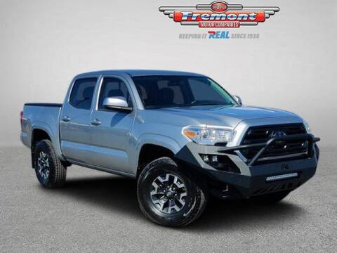 2018 Toyota Tacoma for sale at Rocky Mountain Commercial Trucks in Casper WY