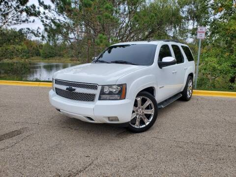 2011 Chevrolet Tahoe for sale at Excalibur Auto Sales in Palatine IL