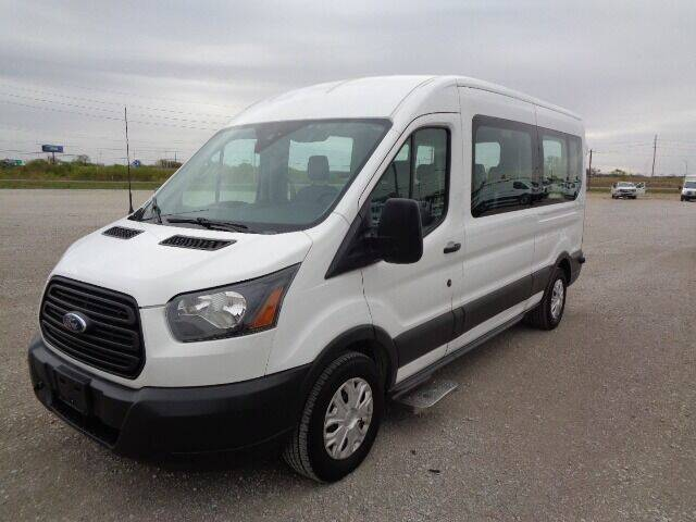 2017 Ford Transit Passenger for sale at SLD Enterprises LLC in Sauget IL