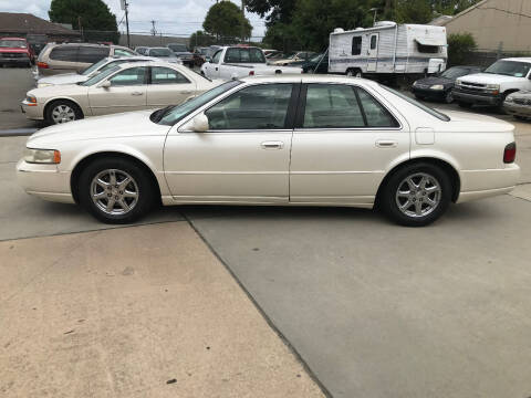 2000 Cadillac Seville for sale at Mike's Auto Sales of Charlotte in Charlotte NC