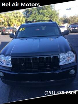 2005 Jeep Grand Cherokee for sale at Bel Air Motors in Mobile AL