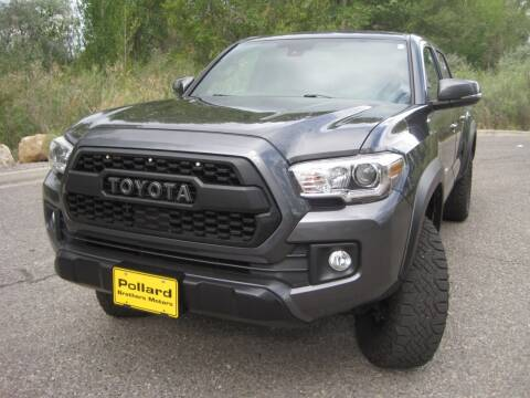 2018 Toyota Tacoma for sale at Pollard Brothers Motors in Montrose CO