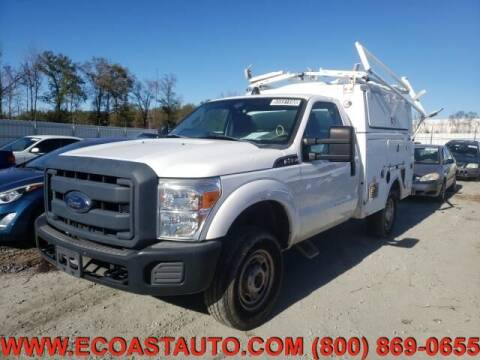 2013 Ford F-350 Super Duty for sale at East Coast Auto Source Inc. in Bedford VA