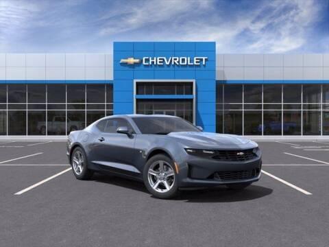 2021 Chevrolet Camaro for sale at Sands Chevrolet in Surprise AZ