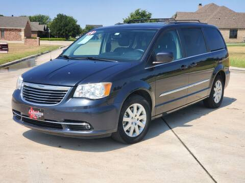 2014 Chrysler Town and Country for sale at Chihuahua Auto Sales in Perryton TX