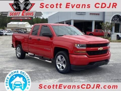 2019 Chevrolet Silverado 1500 LD for sale at SCOTT EVANS CHRYSLER DODGE in Carrollton GA