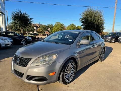 2011 Suzuki Kizashi for sale at CityWide Motors in Garland TX