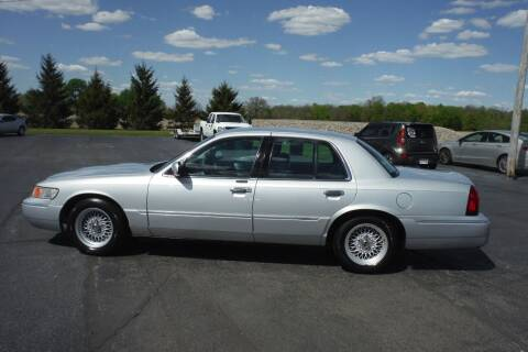 2002 Mercury Grand Marquis for sale at Bryan Auto Depot in Bryan OH