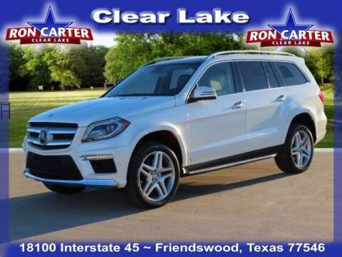 2014 Mercedes-Benz GL-Class for sale at Ron Carter  Clear Lake Used Cars in Houston TX